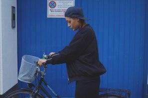 Cap: Carharrt   Jacket: H& M Trend