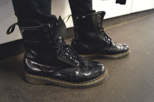 Shoes: Dr Martens