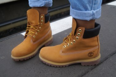 Shoes: Timberland