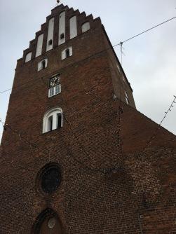 Ortskirche in Heiligenhafen